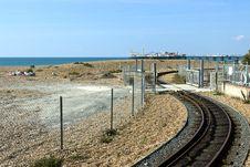 Free Light Railway In Brighton Royalty Free Stock Photos - 7987758