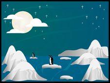 Free Arctic Landscape Stock Image - 7987841