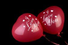 Baloons Royalty Free Stock Image