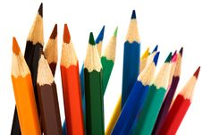Free Color Pencils Stock Photos - 7988573