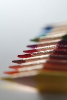 Free Macro Pencil Cluster Top Right To Left Closeup Stock Photo - 7988730