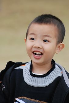 Free Cute Boy Stock Photography - 7988862