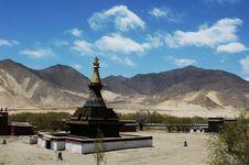 Free A Tibetan Lamasery Stock Photo - 7989210
