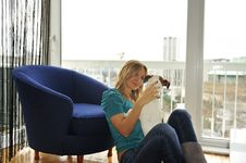 Free Dog Lover Stock Photography - 7989492
