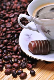 Free Coffee Cup Stock Photos - 7989933