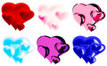 Free Beautiful Hearts Stock Images - 7992764