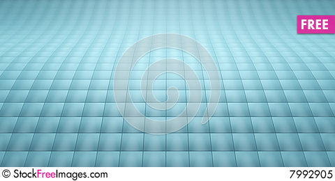 Free Blue Tiles Background Royalty Free Stock Photo - 7992905