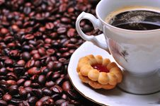 Free Coffee Cup Stock Photos - 7990083