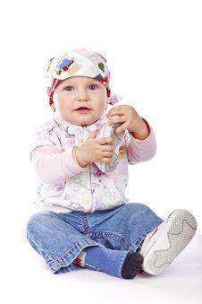 Free Beuaty Baby Stock Photo - 7990350