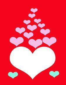 Free Valentin`s Day. Stock Photo - 7990420