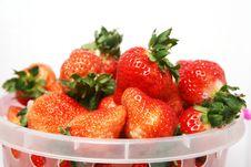 Free Fresh Strawberry Royalty Free Stock Image - 7990456