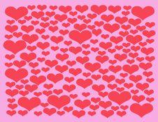 Free Valentin`s Day. Stock Photography - 7990482