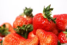 Free Fresh Strawberry Stock Photo - 7990490