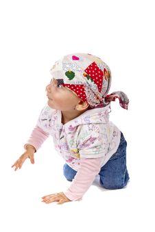 Free Beuaty Baby Stock Image - 7990491