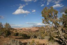 Free Escalante National Monument - Burr Trail Stock Photos - 7990513
