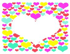 Free Valentin`s Day. Royalty Free Stock Photography - 7990517
