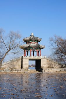 Free The Summer Palace Royalty Free Stock Photography - 7990567