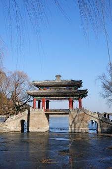Free The Summer Palace Stock Photography - 7990622