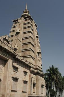 Free Karnak Temple, India Royalty Free Stock Photography - 7990707