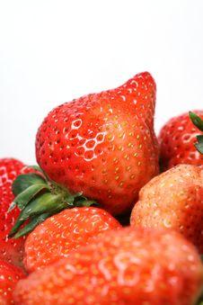 Free Fresh Strawberry Royalty Free Stock Images - 7990789