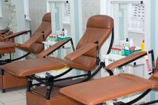 Free Donor S Room Royalty Free Stock Image - 7990806