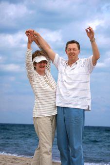 Free Romantic Mature Couple Stock Photo - 7991580