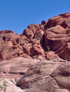 Free Red Rock Formations Stock Images - 7991724