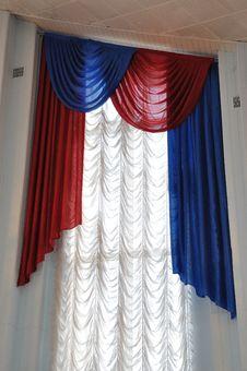 Free Curtain Stock Image - 7992081