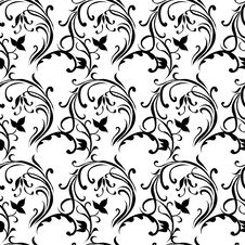 Free Seamless Pattern Royalty Free Stock Photography - 7992407
