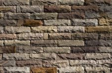 Free Brick Wall Stock Photography - 7992442