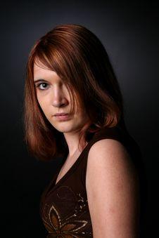 Free Beautiful Teenage Girl Stock Photography - 7992612