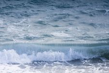 Free Splashes Of Sea Foam Royalty Free Stock Images - 7993349