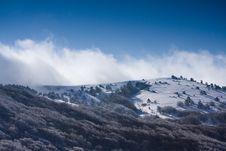 Free Mountain Landscape Winter Stock Photos - 7993543