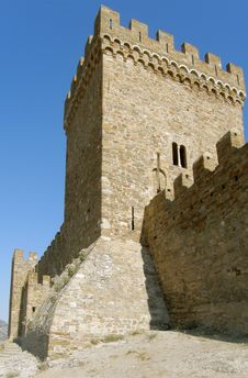 Free Medieval Fortress Stock Images - 7993654