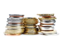 Free Coins Stock Photography - 7993832