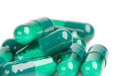Free Pills Royalty Free Stock Photo - 7993985