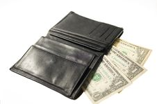 Free Wallet Royalty Free Stock Photos - 7995228