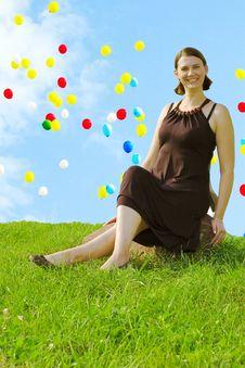 Free Smiling Girl Stock Image - 7996301