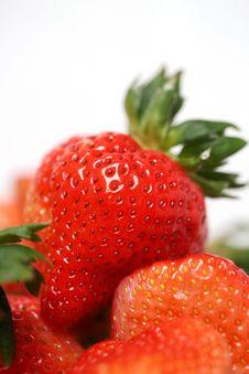 Free Fresh Strawberry Royalty Free Stock Image - 7996716