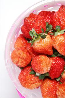 Free Fresh Strawberry Royalty Free Stock Photos - 7996838