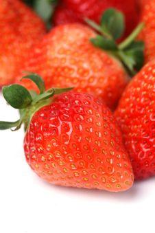Free Fresh Strawberry Stock Images - 7996944
