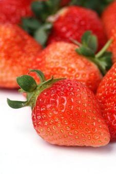 Free Fresh Strawberry Stock Images - 7997014
