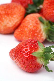 Free Fresh Strawberry Royalty Free Stock Images - 7997189