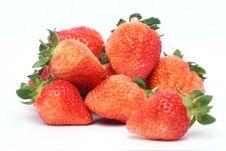 Free Fresh Strawberry Stock Photo - 7997220