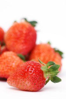 Free Fresh Strawberry Royalty Free Stock Images - 7997239