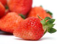 Free Fresh Strawberry Royalty Free Stock Photos - 7997288