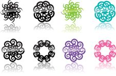 Free Abstract Elements For Backgroundabstract Elements Stock Image - 7997401