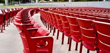 Free Stadium Seats Stock Photography - 7997452