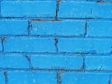 Free Blue Bricks Stock Photos - 7998013