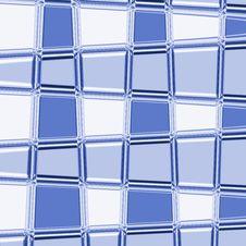 Free Cute Blue Mosaic Texture Stock Photos - 7998743